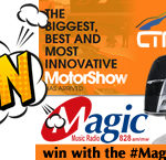 Win tickets to the Cape Town Motor Show