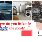 POLL: Where do you listen to Magic828AM the most?
