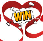 Make Magic your Valentine and WIN