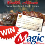 Win a R1000 per day with Cattle Baron and Magic828AM