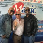 MarcAlex visits Magic828AM