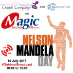 Mandela Day with The Chaeli Campaign