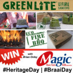 Win with Green Lite Eco Fire Lighters