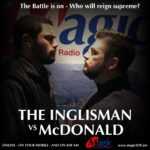 The Inglisman vs McDonald