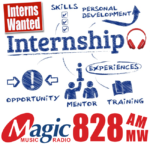 join Magic828AM as an Intern