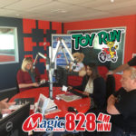 Toy Run 2017 with Magic828AM