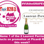 Via the Grapevine – Laurent Perrier