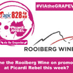 Via the Grapevine – Rooiberg Winery