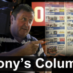 Tony's Column 23 Jan'18