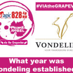 Via the Grapevine – Vondeling Wines