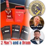 2 Macs & a Dram: Whisky & Chocolate