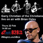 Garry Christian chats with Brian Oxley