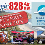 Outdoor Broadcast Pringle Bay Festival