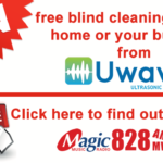 Win FREE Blinds Cleaning with UWAVE