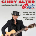 Cindy Alter: Unplugged and Live at Magic