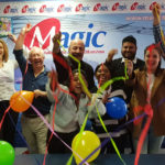 Magic Music Radio is 3 years old