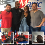 Majozi joins Magic828 for Breakfast