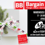 Bargain Books Warehouse Sale – Groove on the Move